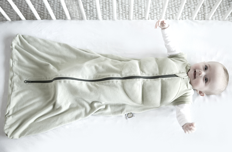 Weighted sleeping bags